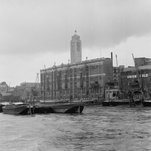Vintage Oxo Tower