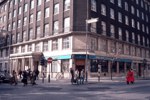 Vintage Russell Square
